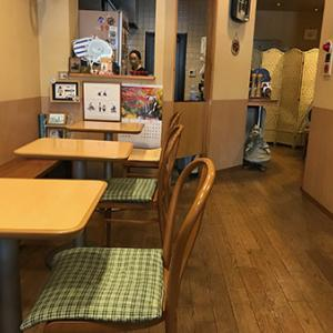 カフェ・フロリアン  (西大路通り太子道)