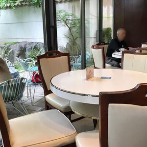 イノダコーヒ 本店 INODA COFFEE  (堺町通り三条下ル)※カツサンド編