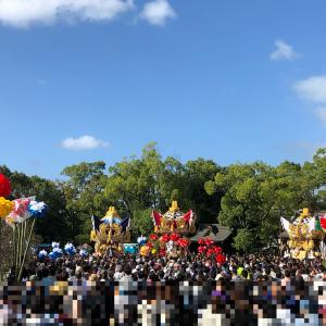 曽根祭りでした。