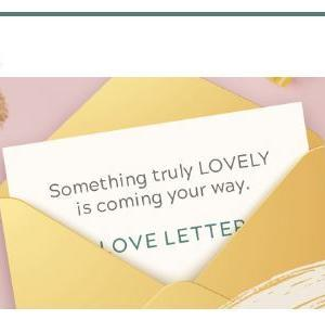 アイハーブの美容コスメサイト「LOVE LETTER」ついにプレ始動!