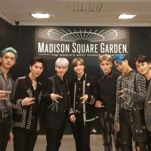 SuperM in NY &  SHINeeペンミのキノ