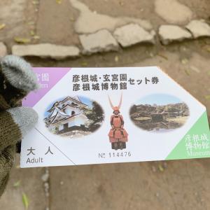 2019冬旅12/6彦根城