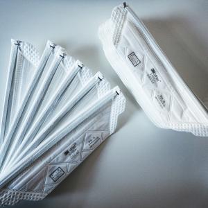 <新作・再入荷>ショートテール(ショート・リボン)・スカーフ・キャップ  ドット刺繍加工 3点