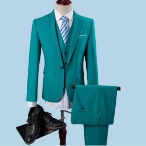 メンズの3ピース礼服もお色直しカラードレスもお任せください by『ドレス紳士舞台礼服の専門店』