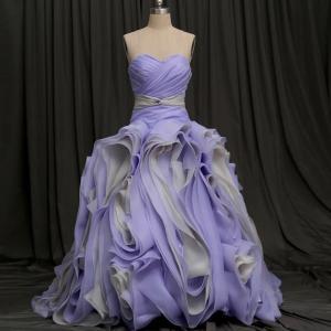 今日も王道派のハイクオリティのウェディングドレス♪59,800円花嫁さん必見♪色変更無料★