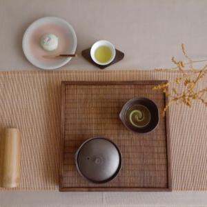 鈴鹿茶と紫陽花