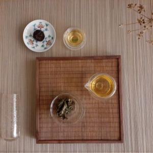 白牡丹と錦玉羹