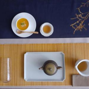 蜜香紅茶とマンゴープリン