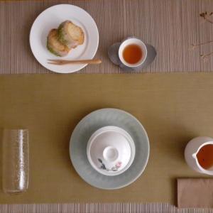 紅玉とレモンケーキ