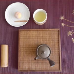 宇治茶と花火