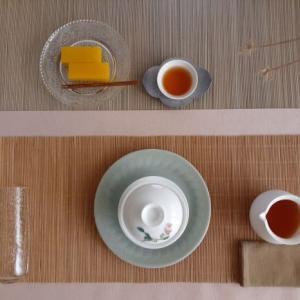 日月潭紅茶とパッションフルーツ羹