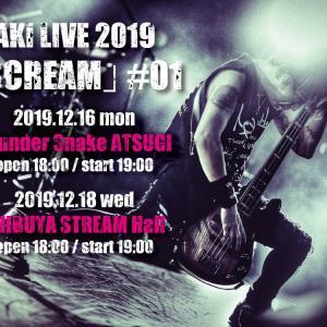 【AKi】AKi LIVE 2019 「SCREAM」発売とマオバースデーカウントダウン配信決定