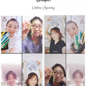 Online meeting♪