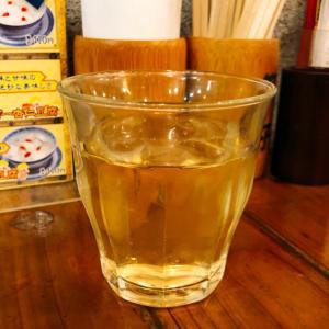 フカヒレの黄金スープ麺:飯田橋「揚州商人」