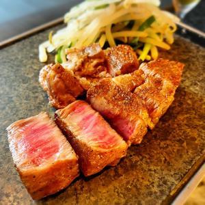 黒毛和牛ステーキ御膳:初台「よし田」
