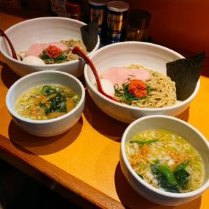 しそ昆布和え梅生姜つけ麺:幡ヶ谷「我武者羅」