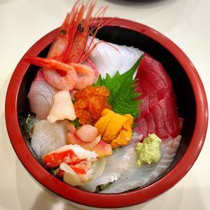 お値打ちすぎる海鮮丼:初台「喜楽鮨」