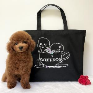 SWEET DOGのオリジナルキャラクターグッズの販売