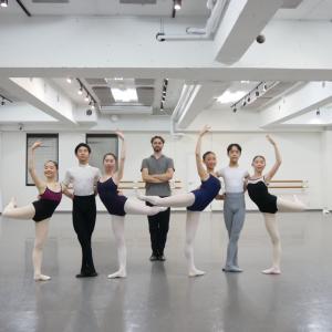 お申込み開始!『第10回パリ・オペラ座バレエ学校教師講習会 ヤン・サイズ 2019』