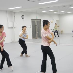12/1開催 島岡優里先生コンテWSのお知らせ