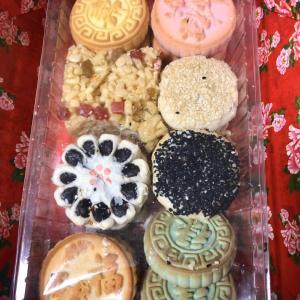 かわいい〜稲香村の春節お菓子セット