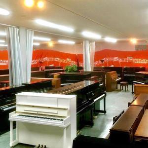 【生ピアノ購入】年中の生徒さん