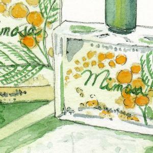 ミモザの香水