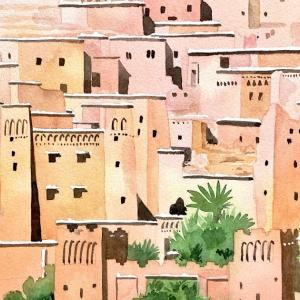 砂漠に眠る都市 その2