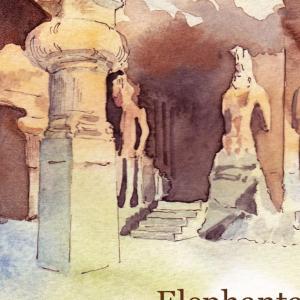 エレファンタ石窟群