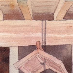 造り酒屋の杉玉