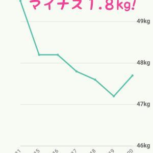 食べてストレス無しのダイエット・1ヶ月、2週間の受講生さんの経過は?