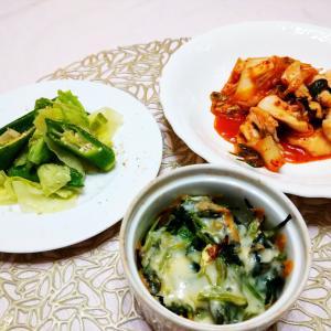医師が食べた昨夜の食べ痩せ夕食と副菜レシピご紹介☆