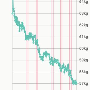 更年期期間で7.5kg痩せられたダイエットで得られた事