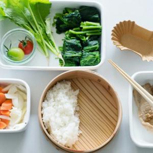 痩せるお弁当の3つルール