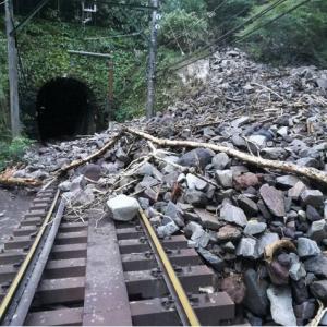 箱根登山鉄道の被災に思ったこと