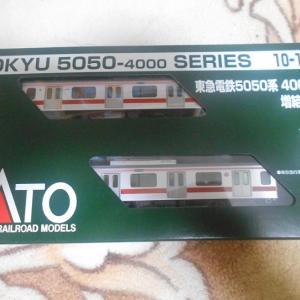 【Nゲージ】KATO 東急5050系4000番台 10両フル編成化 購入編