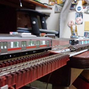 【Nゲージ】初心者の俺の路線 2020.7.30 国鉄、JR以外が少ない…