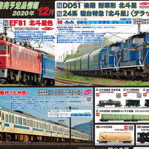 【Nゲージ】KATOさんの2020.12月の新製品 10-1538 「415系100番台(九州色) 予約編