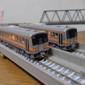 【Nゲージ】TOMIX 92138 「JRキハ120形ディーゼルカー(津山線)セット」 惨憺たる整備編