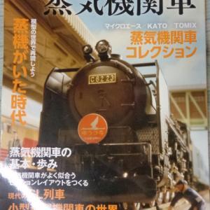 「Nゲージで愉しむ蒸気機関車」:最近読んだ本
