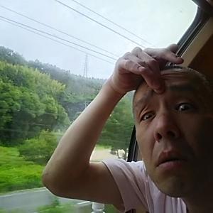 岡山→出雲市の個室寝台車と温泉