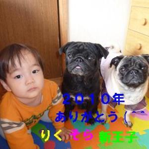 2010年もありがとうございましたヽ( ^▽^ )ノ