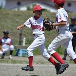 MBLルーキーリーグ戦(vs長町小少年野球クラブ vs東長町スワローズ)