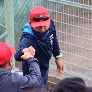 ジャンボ代替大会 1回戦(vs岩沼西野球)