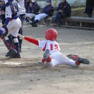 MBLルーキークライマックス(vs塩釜三小野球クラブ vs利府西野球スポーツ少年団)ベスト16入りならず・・・