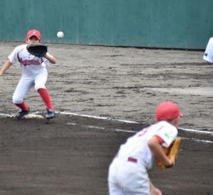 MBLルーキーリーグ戦(vs西中田ゴールデンアクロス vs愛島ブレイブハーツ)