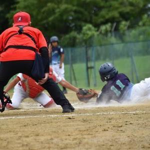 MBLルーキーリーグ戦(vs志波姫野球スポーツ少年団 vs泉パークタウンスプリングス)