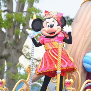 ドリミ☆トラブル発生時の可愛いすぎたミニーちゃんと素敵すぎたダンサーさん♡