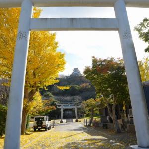 ②館山城と城山公園、そして野島崎灯台へ