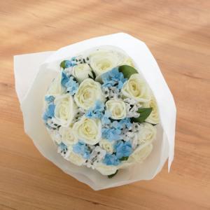 結婚1周年に再現ブーケのプレゼントで、思い出に残る記念日を。
